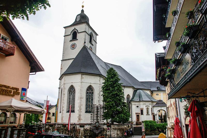 聖沃夫岡教堂(朝聖教堂) 2