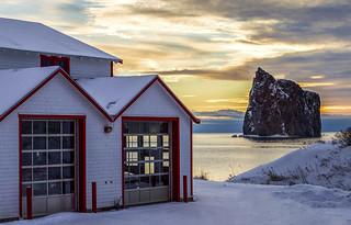 Percé Fire Station | by Danny VB