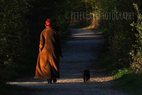 Walking The Dog | by PeterCarrPhotography