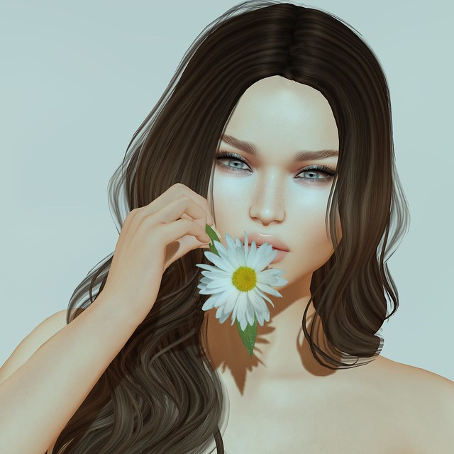 Pose and flower mesh: https://marketplace.secondlife.com/p/MotionEmotion-Lili1-pose-and-Lili-flower/16413395
