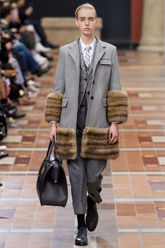 Thom Browne Womenswear Fall/Winter 2019/2020 15