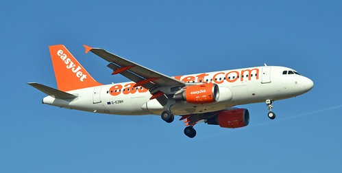 Easyjet G-EZBH | by tubemad