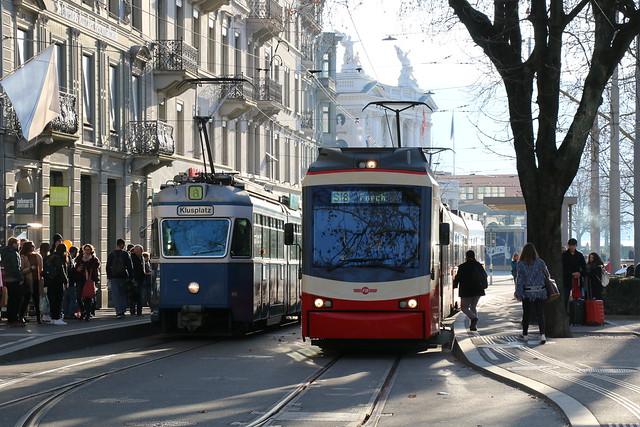 2019-02-25, VBZ/FB, Zürich, Bahnhof Stadelhofen