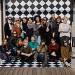 Women, (Be)coming / Artist Talks | 9 March 2019 | UGM Studio, Maribor, Slovenia | Photo: Sara Rezar
