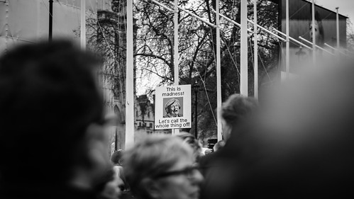 Banner On The March: This is madness! Let's call the whole thing off!   by Stuart Herbert
