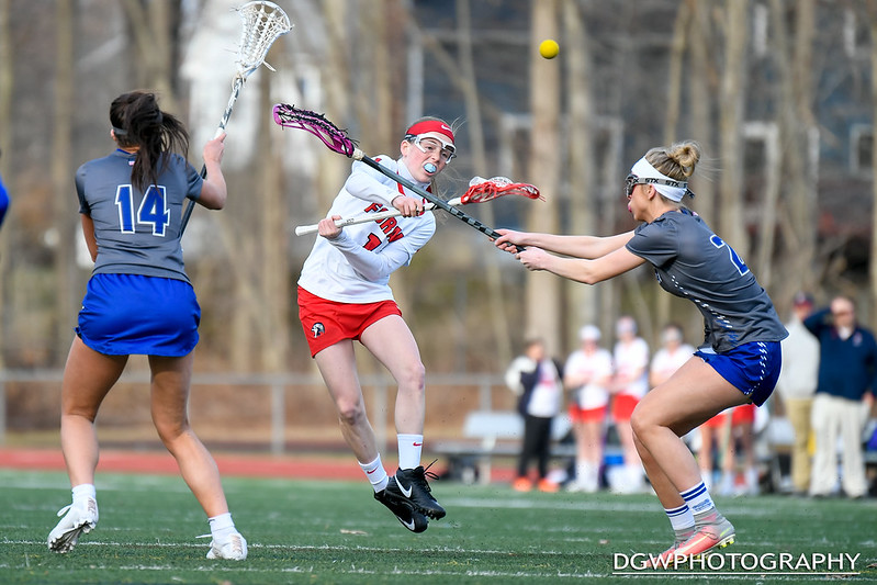 Foran vs. Bunnell High - High School Girls Lacrosse