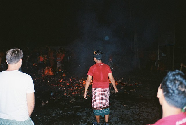 Nyepi's Eve