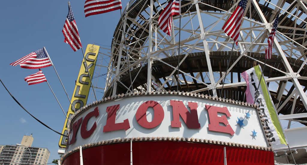 Onbekende bezienswaardigheden New York: Coney island (foto door: Jen Davis) | Mooistestedentrips.nl