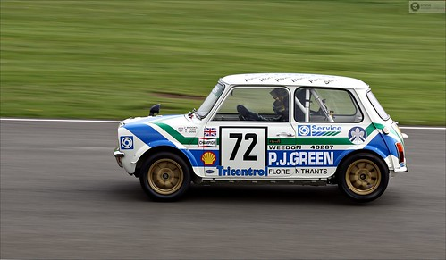 Jason Brooks - Mini 1275 GT 1980 | by amarus69