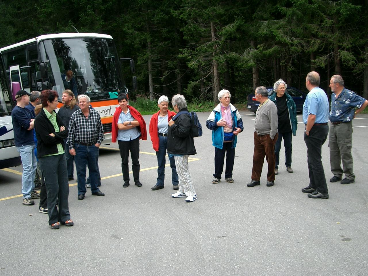 2006-09 Vereinsreise