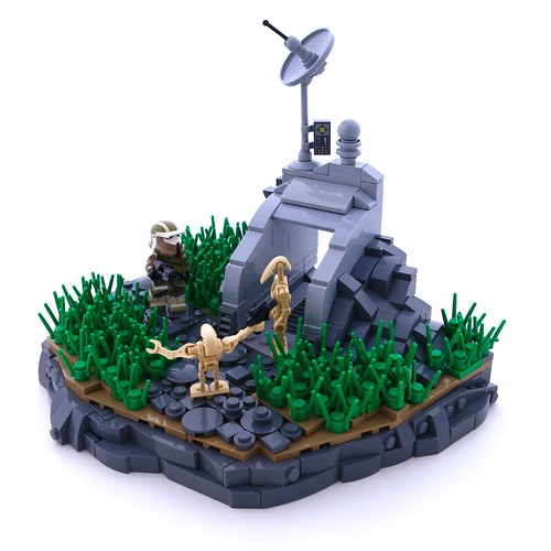 Infiltration | A Star Wars MOC
