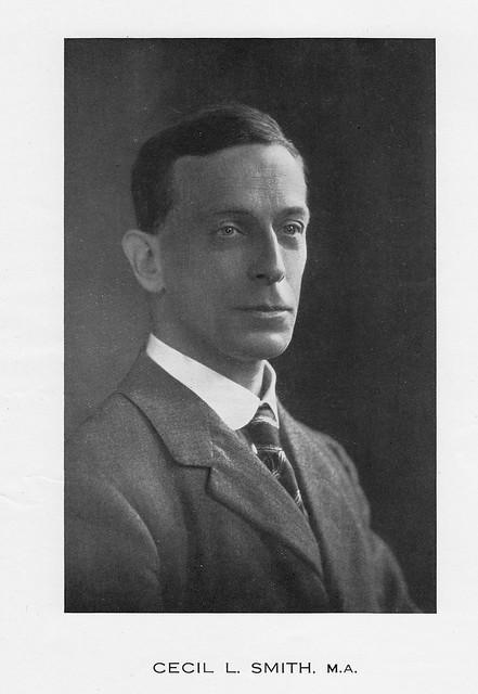 Cecil Smith, Old Columban