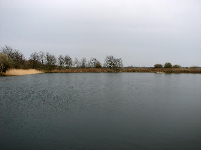 Lake near Waldringfield