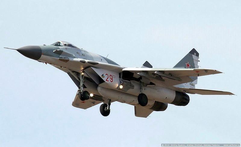 MiG-29SMT Fulcrum 5