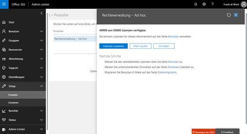 Microsoft Teams Gastzugang (19): Office 365 Lizenzkauf :-) | by Frank Hamm