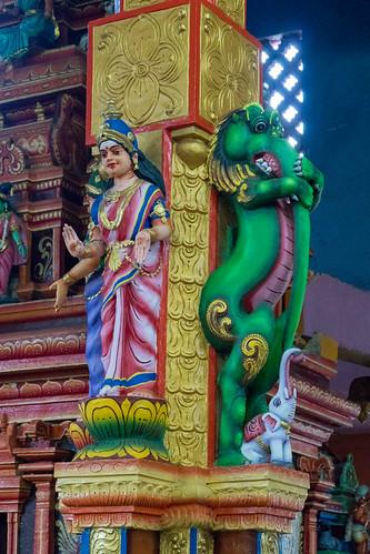 Sri Muthumariamman Kovil Temple   by seghal1