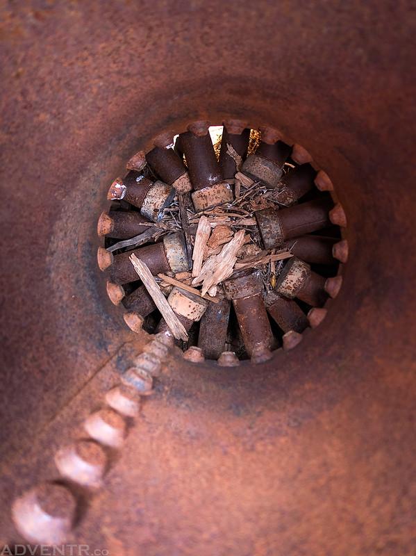 Boiler Interior