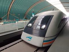 Transrapid de Xangai