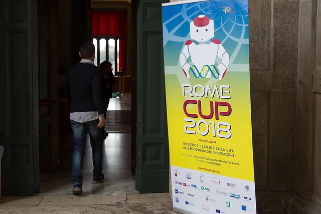RomeCup 2018