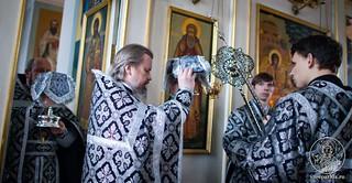 Литургия Преждеосвященных Даров 340