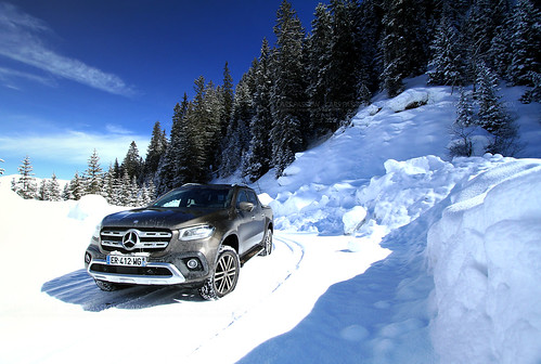 Essai Mercedes Classe X Pickup Cars Passion | by dsgforever