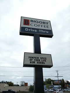 Lansing, Michigan - Biggby at the Point | by Darrell Harden