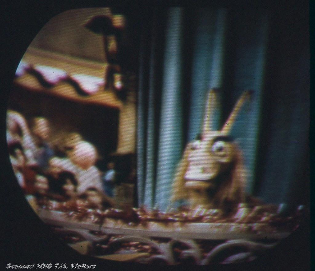 15: Colour telesnap of The Lonely Goatherd puppets??? 1964