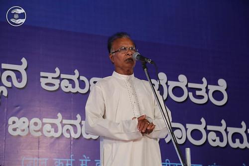 SNM Branch Mukhi Ramesh Sarang from Karwar
