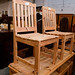 Kitchen chair solid wood E30
