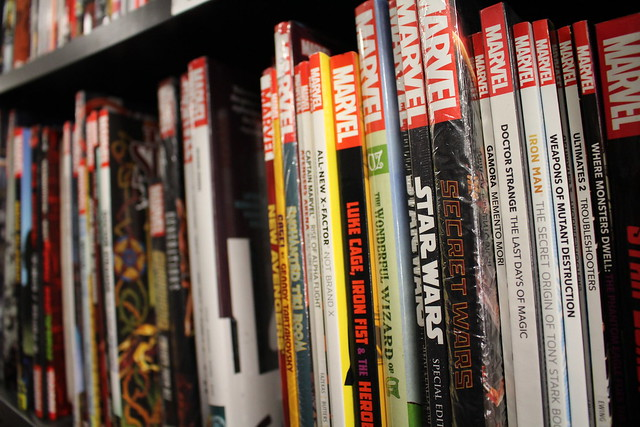 Comics - Foire du Livre de Londres 2019
