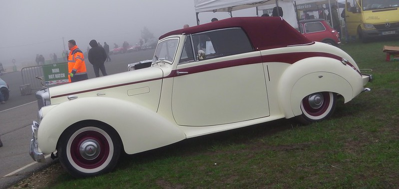 Alvis TA21 carrosserie Tickford 1951 32512236487_8bd646dd60_c