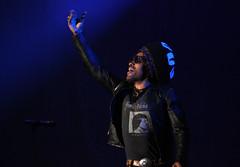 Lenny Kravitz en Lollapalooza Chile 2019
