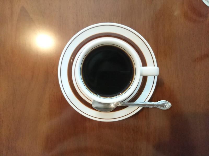 グアドゥア・コーヒーのマンデリン(インドネシア)の写真です。透明感のある苦味。