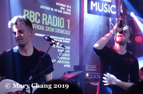 APRE British Music Embassy BBC Radio 1 SXSW 2019