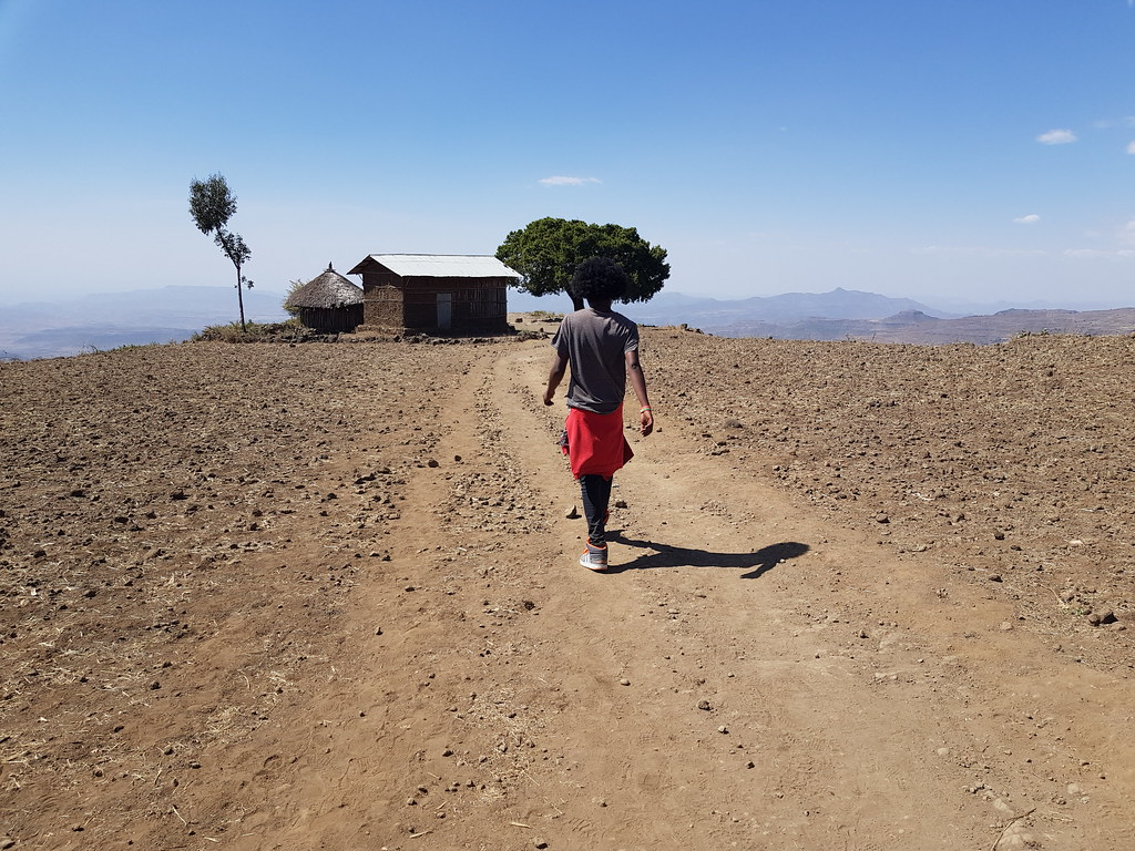 Lalibela trekking