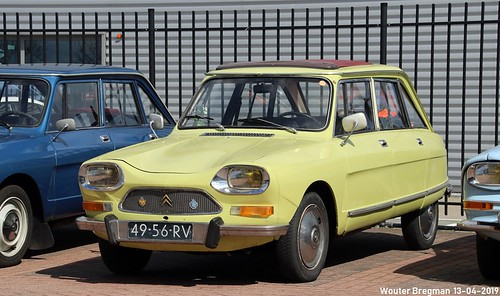 Citroën Ami 8 Club 1971 | by XBXG