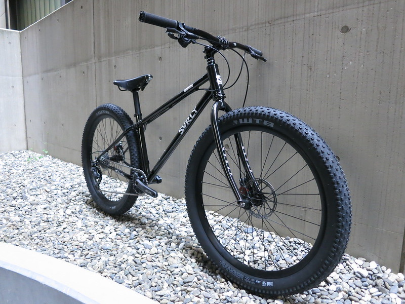 SURLY Lowside 1X10 BK 2