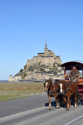 mont-saint michel | by hberthone