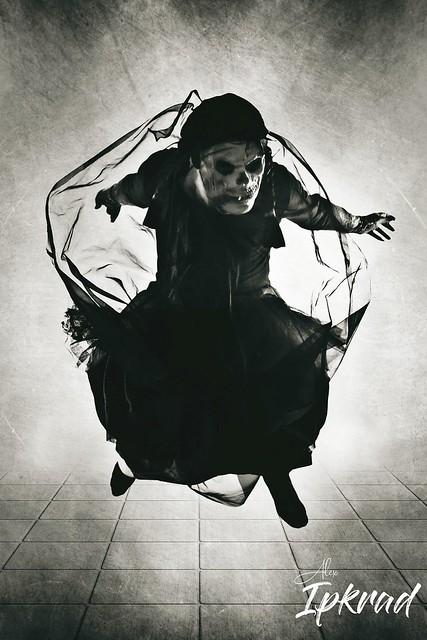 La dama oscura