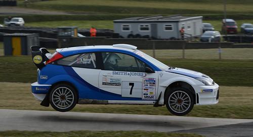 Ford Focus WRC - Mummery