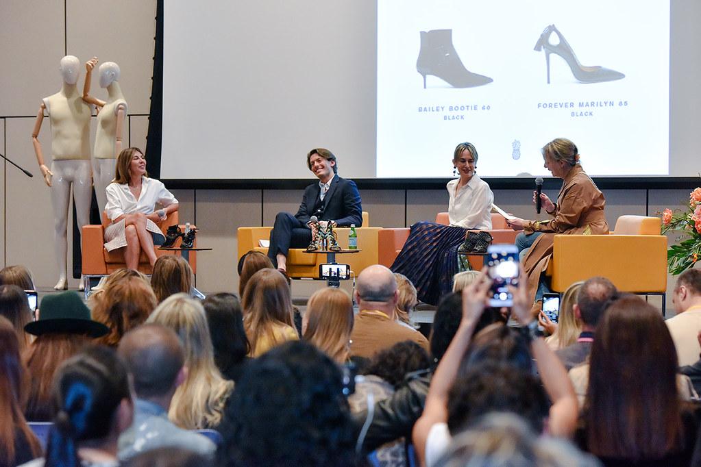 """Panel: """" El negocio creativo de la moda"""" - BFW 2019"""