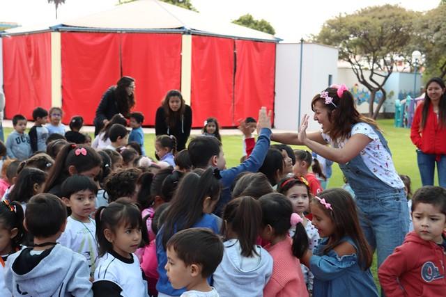Celebración del Día de la Literatura Infantil