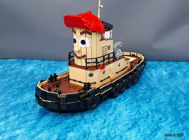Make friends and go on adventures with Theodore Tugboat | The Brothers Brick