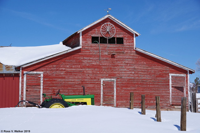 The old Jack Crane barn