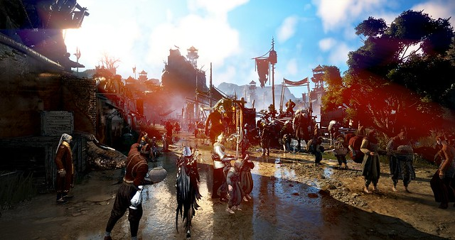 Black Desert Online for Xbox One, Rich with Content or a Barren