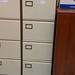 4 dwr metal filling cabinet E80