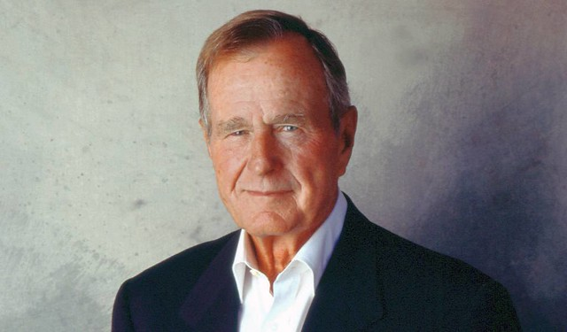 George Herbert Walker Bush Biography