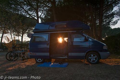 VW T4 Carthago Malibu @ - Île de Ré/F   by jr-teams.com - Photo