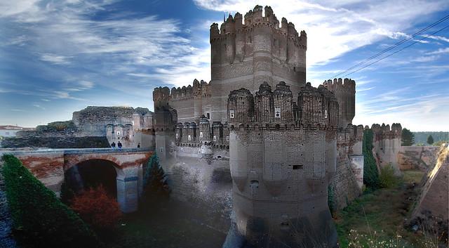 Castillo de Coca (Castilla y León)