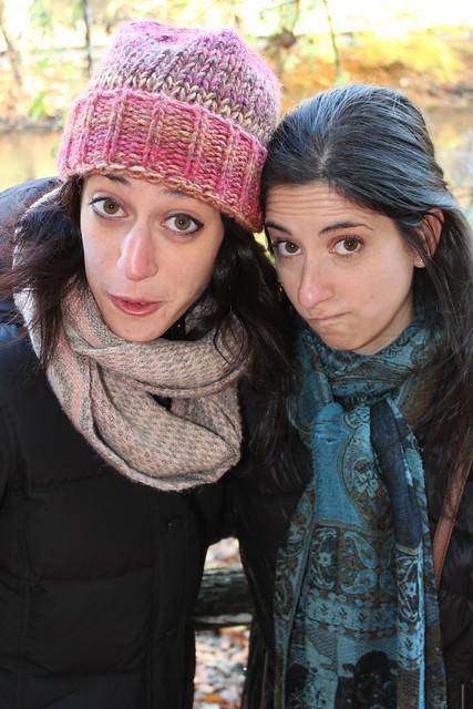 Sarah & Abbie